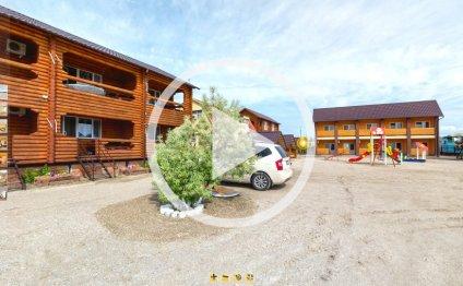 3D-тур базы отдыха Акватория в