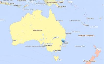 острова Кораллового моря