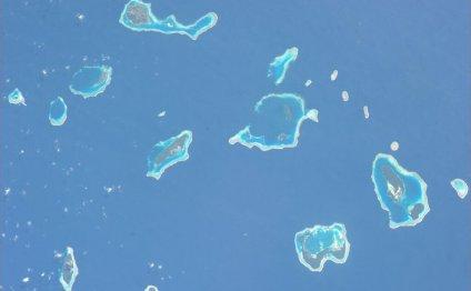 Вулканические и коралловые