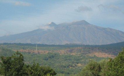Этна — самый высокий