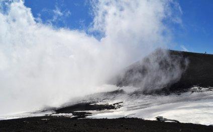 Этна, вулкан - Италия