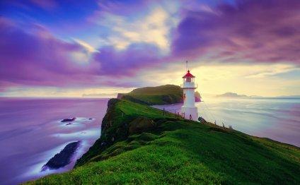фарерский архипелаг, исландия