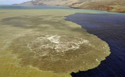 Фото дня: Подводное извержение