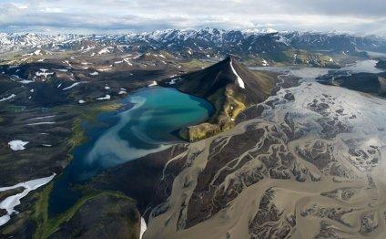 ФОТО: Вулканический остров на