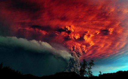Извержения вулканов.2011 г