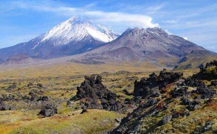 Камчатка. Вулканы Камчатки