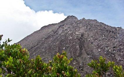 из самых активных вулканов