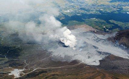 крупнейших вулканов в мире