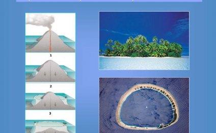 коралловых островов