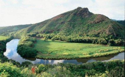 остров кауаи фото