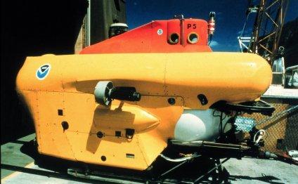 Подводные вулканы — оазис в