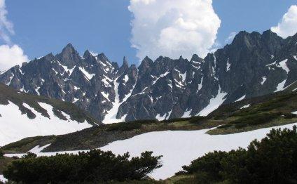 Малые горы Камчатки