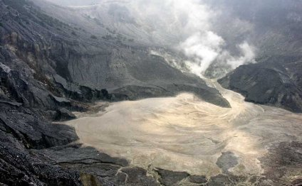 вулкан Папандайян Ява