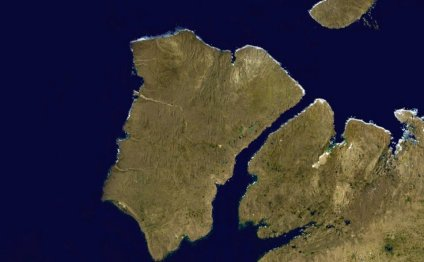 Самые большие острова