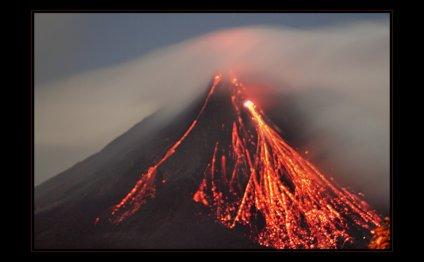 действующие вулканы Земли