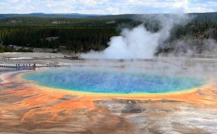 самый большой вулкан в мире