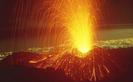 самый высокий вулкан мира 6