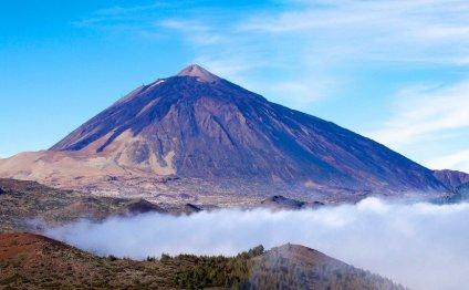 Топ-12: Вулканы, извержение